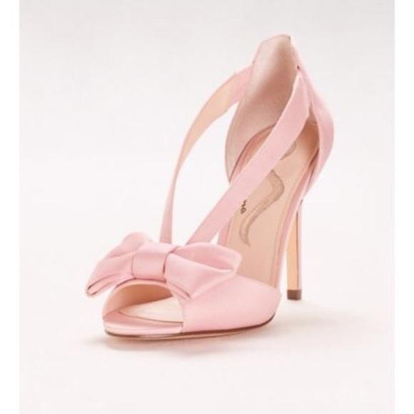 b4f148b5cec Nina pink bow heel